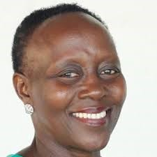 Elizabeth Maruma Mrema Executive Secretary of the Convention on Biological Diversity